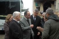 PARLAMENTO - CHP'li Vekillerin Yurt İncelemesinde Gerginlik Çıktı