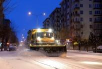 ZABıTA - Çorum Belediyesi Kışa Hazır