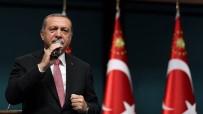 CENİN - Cumhurbaşkanı Erdoğan, Mahmud Abbas'la Görüştü