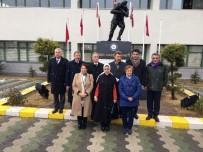 GENELKURMAY - Darbe Komisyonu Üyeleri Özel Hareket Daire Başkanlığı'nda