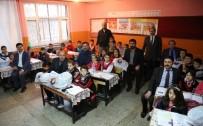 TEVFİK FİKRET - DTSO'dan Öğrencilere Yardım