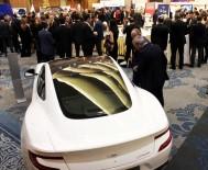 AKILLI ULAŞIM SİSTEMİ - Dünya Otomotiv Konferansı'nda Geleceğin Trendleri Konuşuldu