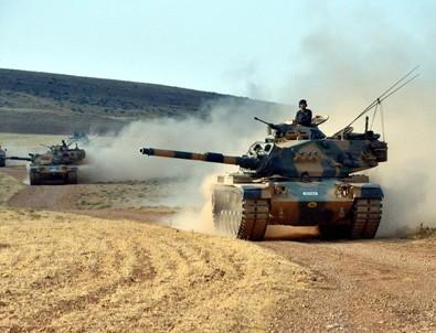 El Bab bölgesindeki çatışmalarda 5 askerimiz yaralandı