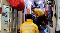 EL YAPIMI BOMBA - Emniyet Müdürü Tipioğlu Yaralı Polisleri Ziyaret Etti