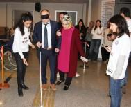 İLETİŞİM FAKÜLTESİ - Engelsiz Vatandaşların Engelli Sınavı
