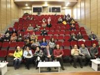 BÜLENT ÖZKAN - Erciyes Teknopark, Tecrübe Paylaşimi Seminerlerine Devam Ediyor