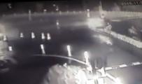 BÜYÜKDERE - Erdal Tosun'un öldüğü kaza kamerada!