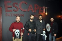 DEMIRKENT - 'Escape Erzincan' Korku Evi Adrenalin Tutkunlarını Bekliyor