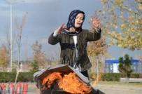 ESKIŞEHIR OSMANGAZI ÜNIVERSITESI - ESOĞÜ'de Sivil Savunmaya Kadın Eli Değdi