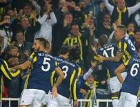 STOCH - Gençlerbirliği genç Fenerbahçe'yi devirdi