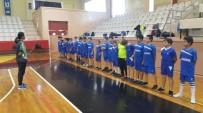 HENTBOL - Foçalı Hentbolcular, Handball At School Projesi'ne Seçildi