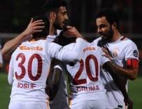 ELAZıĞSPOR - Galatasaray 1 - 1 Elazığspor