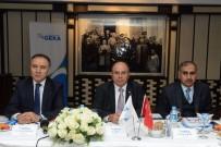 AHMET ALTIPARMAK - GEKA 89. Yönetim Kurulu Toplantısı  Gerçekleştirildi