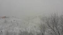 GÜMELI - Gümeli'ye İlk Kar Düştü