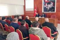 YEŞIL YOL - Gümüşhane'de Merkez İlçe KHGB Olağan Toplantısı Yapıldı