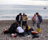 MOBİLYA - İki Genci Kurtardı, Kendisi Boğuldu