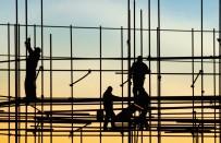İNŞAAT SEKTÖRÜ - İnşaat sektöründe istihdam azaldı