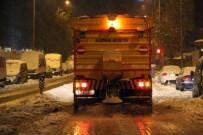 KAĞITHANE BELEDİYESİ - Kağıthane Belediyesi Kışa Hazır