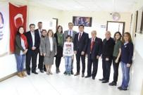 MECLİS BAŞKANLARI - Kent Konseyi Meclisleri Kasım Ayı Toplantısını Yaptı