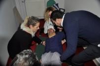 TATBIKAT - Kent Konut'ta Depreme Hazırlık Tatbikatı Yapıldı