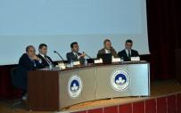 ÖMER ÖZKAN - Kırklareli'nde 'Türk Dünyasının Öncüleri' Paneli Düzenlendi.