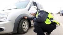 YOLCU TAŞIMACILIĞI - Kış Lastiği Taktırmamanın Cezası 602 TL