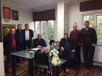 ERDEMIR - Köy Muhtarlarından Başkan Koç'a İsteklerini Anlattı