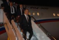 RUSYA - Lavrov Antalya'da