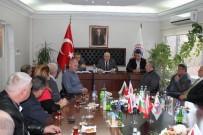MOBİLYA - LTSO Bulgar Heyeti Ağırladı