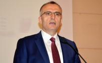 VARLIK VERGİSİ - Maliye Bakanı Ekonomi Gündemini Değerlendirdi