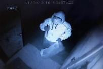 HASAN YAMAN - Market Hırsızları Güvenlik Kamerasına Yakalandı