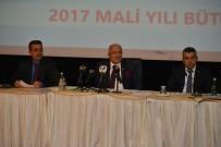 PLAN BÜTÇE KOMİSYONU - Mersin Büyükşehir Belediyesi'nin 2017 Bütçesi 1 Milyar 242 Milyon Lira