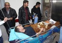 GÜVENLİK GÖREVLİSİ - Nemrut Dağı Güvenlik Görevlisi Donarak Ölmekten Son Anda Kurtarıldı
