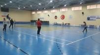 YAKıNCA - Okullar Arası Tenis Müsabakaları Heyecanı Başladı