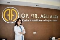 KADIN DOĞUM UZMANI - Op. Dr. Alay Açıklaması 'Her Zaman Normal Doğumu Düşünmek Gerekiyor'