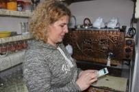 AKILLI CEP TELEFONU - Kadın işletmeci 'Whatsapp çay isteme hattı' kurdu