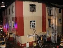 Özel öğrenci yurdundaki yangına ilişkin soruşturmada 13 gözaltı