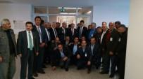 İBRAHIM AYDEMIR - Pasinlerliler, Grup Toplantısına Damga Vurdu