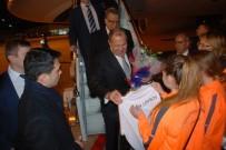 HASAN TANRıSEVEN - Rusya Dışişleri Bakanı Lavrov, Antalya'da