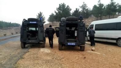 Şanlıurfa'da polise saldırı!