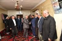 ŞANLIURFA VALİSİ - Şanlıurfa Valisi Kanaat Önderleriyle Buluşmaya Devam Ediyor