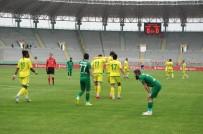 BATUHAN KARADENIZ - Şanlıurfaspor, Kırklareli'ni Mağlup Etti