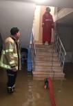ZEYTINLI - Selden Zarar Gören Yerlerde Suların Tahliye İşlemi Sürüyor