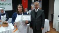 SAYGI DURUŞU - Sinop'ta Yemek Yarışması