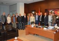 TOPLU İŞ SÖZLEŞMESİ - Söke Belediyesi'nde Toplu İş Sözleşmesi İmzalandı