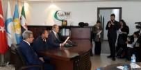 SURİYE TÜRKMEN MECLİSİ - Suriye Türkmen Meclisi Başkanı Bozoğlan Açıklaması 'Dünyanın Gözleri Önünde Halep Ölüyor'