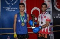 MURAT ARSLAN - Tatvanlı Sporculardan Büyük Başarı