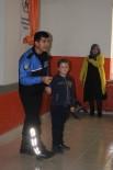 TRAFİK KURALLARI - TDP Şube Müdürlüğü İlkokul Öğrencilerine Trafiği Anlattı