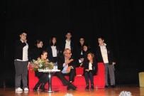 ATAOL BEHRAMOĞLU - TED İzmir, Şair Ataol Behramoğlu'nu Ağırladı