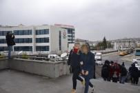 YıLDıRıM BEYAZıT - Tekirdağ'da 10 PKK Şüphelisi Adliyeye Sevk Edildi